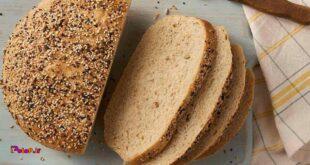 انواع نان هاي ترجيحي به ترتيب الويت براي افراد ديابتي:
