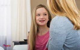چگونه با کودک خود صحبت کنیم؟