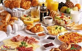 صبحانه:
