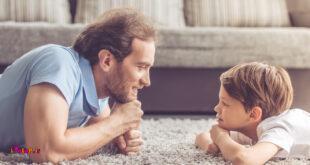 مدیریت مکالمات روزانه با کودک