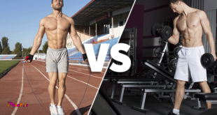 🅾ورزش های هوازی همراره با تمرینات بدنسازی باعث می شود که توان و قدرت فرد در حین تمرینات بالا برود