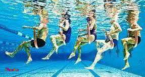 مزایای ورزش ایروبیک در آب