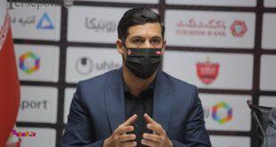 ابراهیم شکوری، سخنگوی باشگاه پرسپولیس: