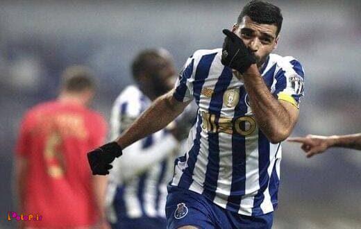 آمار خیره کننده مهدی طارمی در لیگ پرتغال