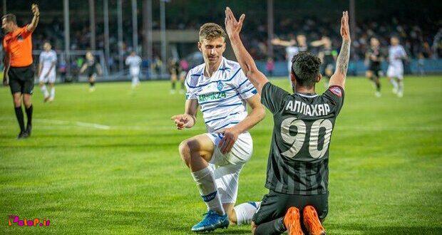 زمزمه پیشنهاد صیادمنش از ایتالیا مهاجم ایران جزو ۱۰ استعداد برتر لیگ فوتبال اوکراین