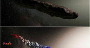 یک شی عجیبی سال 2017 وارد منظومه شمسی شد که از همون سال کلی حاشیه داشت!