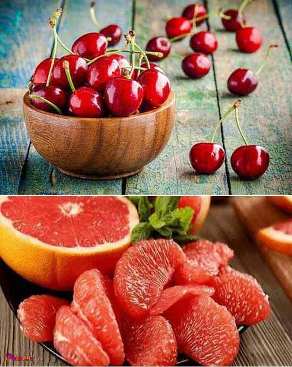 دو میوه برای پایین نگه داشتن قند خون !💚