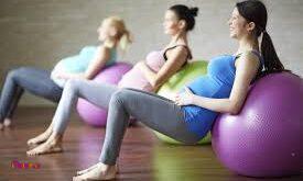 بهترین ورزش ها برای خانم های باردار