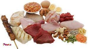 مواد غذایی مفید برای افزایش حجم ران و باسن
