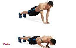چگونه بدون وزنه عضله بسازید؟