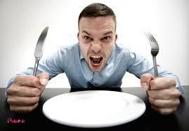 گرسنه ماندن باعث میشود