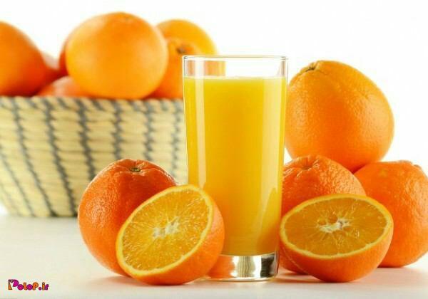 آب پرتقال برای تقویت مو👇