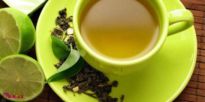 افزایش طول عمربا چای سبز👇