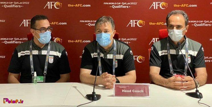 اسکوچیچ: بازیکنان تیم ملی دیدار با بحرین را فراموش کنند