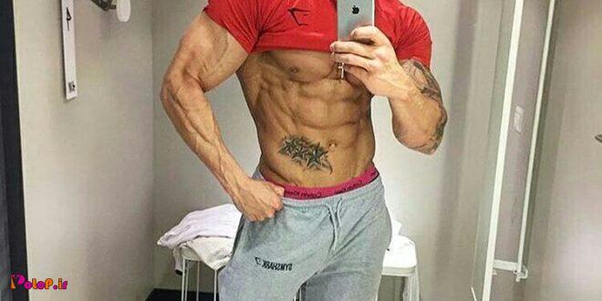 برنامه تمرینی کات عضلات شکم