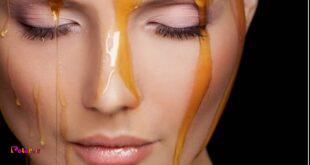 برای تهیه ماسک ضد جوش خانگی از عسل استفاده كنيد.