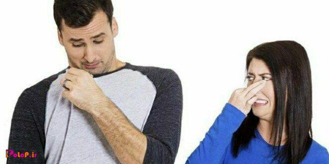 پژوهشگران عرق زیربغل مردان و زنان رو باهم مقایسه کردن