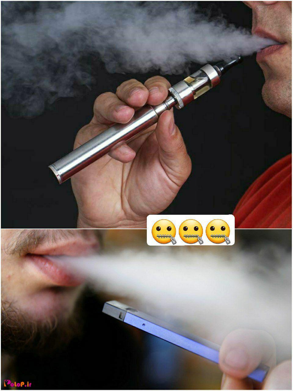 مصرف سیگارهای الکترونیکی به التهاب روده منجر میشود !!