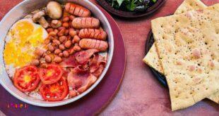 وعده صبحانه اصلی ترين وعده در رژيم غذايی