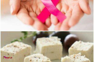 مصرف زیاد پنیر خطر سرطان سینه را 53% افزایش می دهد !