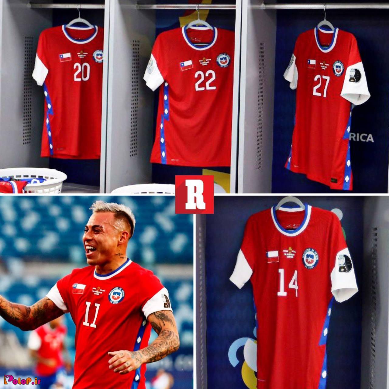 نایکی بابت فصل 2019/20 مبلغ 4.2 میلیون دلار به تیمی ملی شیلی بدهکاره