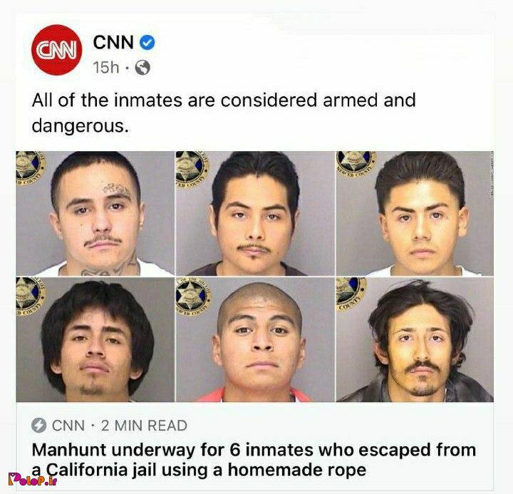 فرار از زندان در سال 2021 :))))