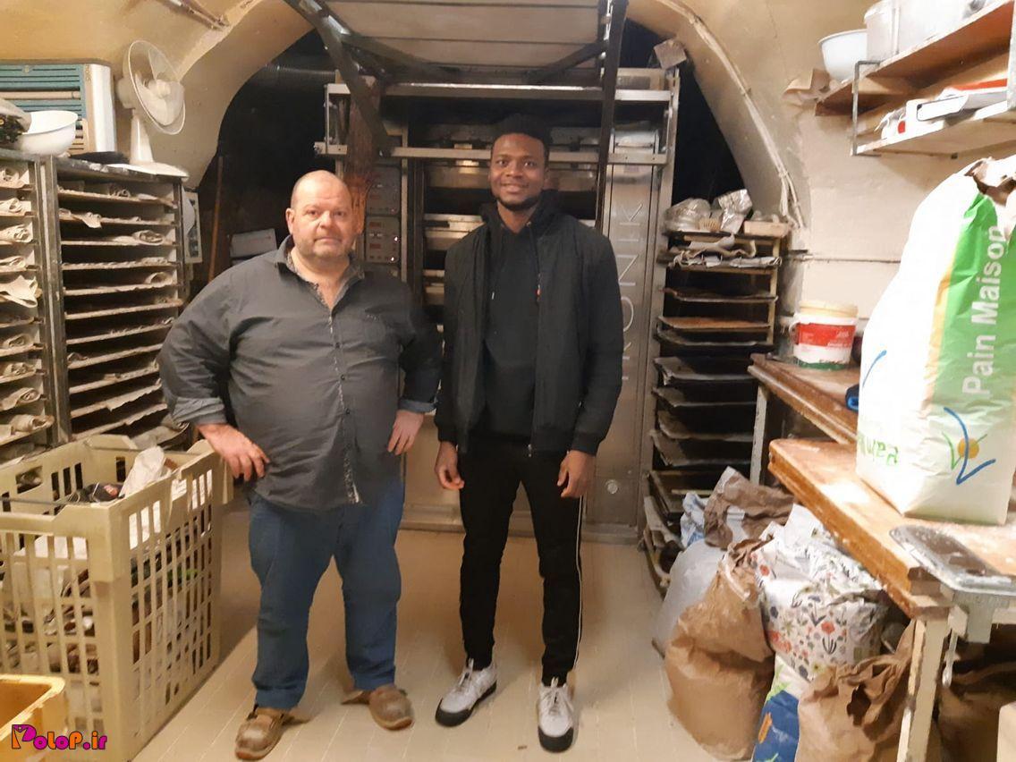 نانوای فرانسوی که در حمایت از کاراموز خود دست به اعتصاب غذا زده