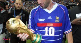 فردریک هرمل، خبرنگار RMC در مورد سرمربیگری زیدان در تیم ملی فرانسه: