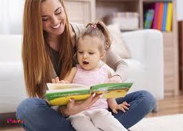 از چه سنی می توان برای کودک #قصه گفت؟