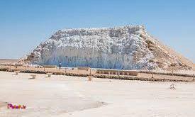 میدونستین تنها آبشار نمکی جهان تو استان اصفهانه؟!🤔