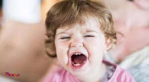 جيغ زدن در کودکان ‼️