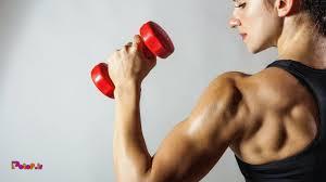 یکی از مشکلات زنان پس از سن ۳۰ سالگی عدم اهمیت به #توده_عضلانی است.