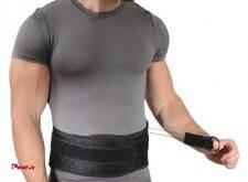هنگامی که به استفاده از وزنه های بزرگ رسیدید ، از کمربند ایمنی برای محافظت از کمر استفاده کنید.