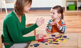 آشنایی با گفتار درمانی