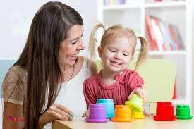 روشهای #بازی با کودک برای والدین پرمشغله ❗️