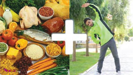 رژیم غذایی نخوردن غذا نیست به معنای تغذیه سالم و منظم داشتن است