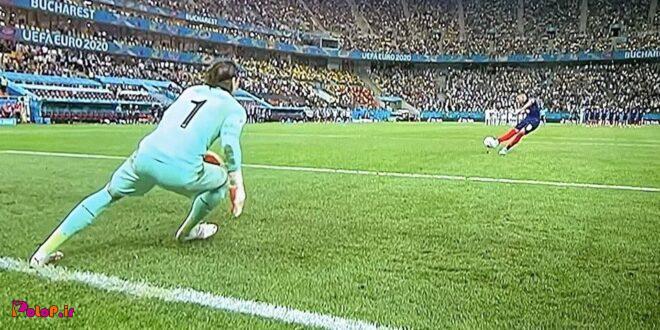 270هزار فرانسوی یه طومار رو امضا کردن که تو ضربات پنالتی بازیشون با سوئیس قوانین رعایت نشده