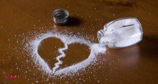 مصرف پیش از اندازه نمک منجر به مسدود شدن شریانهای منتهی به مغز میشود.