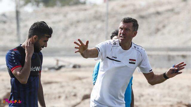 کاتانچ رسما با عراقیها فسخ کرد