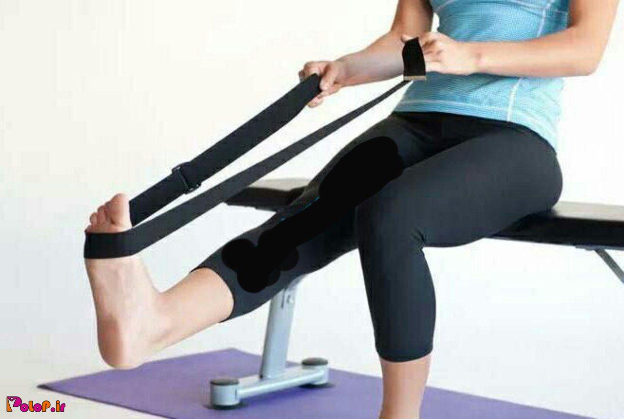 تمرینات ساده برای تقویت مچ پا