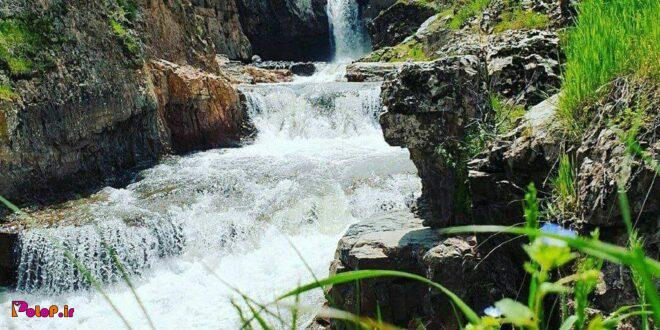 آبشار هشترخان _ طارُم