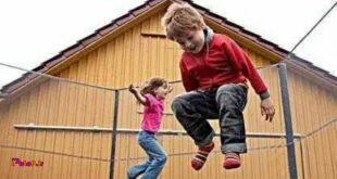 به فرزندتان تاکید کنید تا ۱۵ سالگی روزی 40-30 بار بپرند