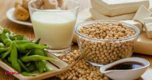 سویا کلسترول، فشار خون، قند خون و علایم آلرژی را کاهش میدهد