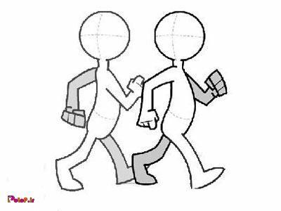آیا میدانید،راه رفتن و حرف زدن همزمان، موجب كمردرد میشود؟؟