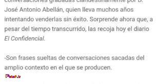بیانیه رسمی رئال مادرید علیه ال کانفیدنشیال: