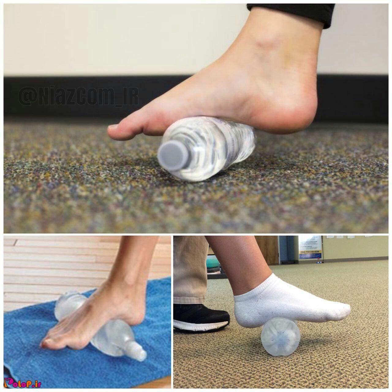 اگر مدت طولانی سرپا بوده یا راه رفته اید و احساس درد میکنید