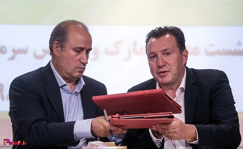 شریعتمداری وزیر تعاون: بدهی فدراسیون فوتبال به شستا پرداخت شده است