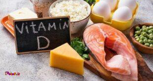 غذاهای غنی از ویتامین D مفید برای دندان ها