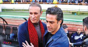 مجیدی و گلمحمدی؛ به دنبال اولین قهرمانی در حذفی