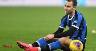 کمیته پزشکی فدراسیون فوتبال ایتالیا اعلام کرده تا زمانی که دستگاه شوک دهنده به قلب اریکسن متصله این بازیکن اجازه بازی در سری آ رو نخواهد داشت